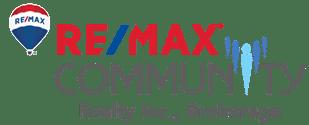 RE/MAX COMMUNITY REALTY INC. Brokerage